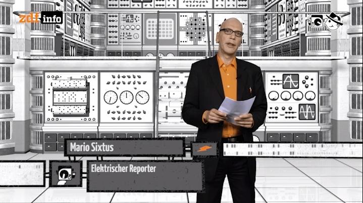 Elektrischer Reporter - ZDFinfo